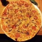 Pizza Bar a Boo