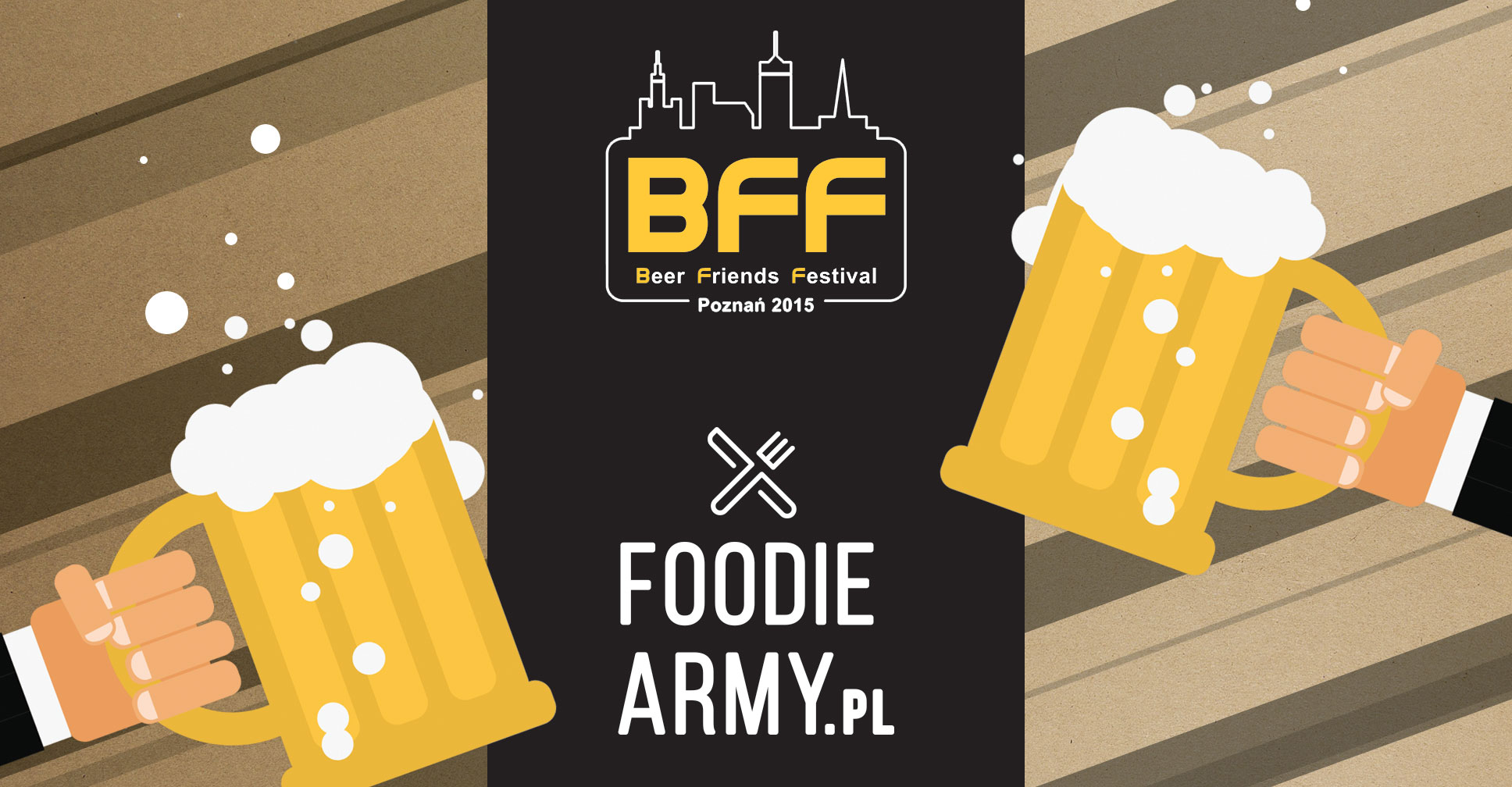 Beer Friends Festival Foodie Army Poznań